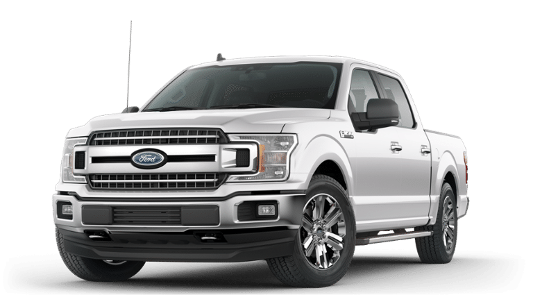 New 2019 Ford F-150 XLT Truck in Louisburg, KS